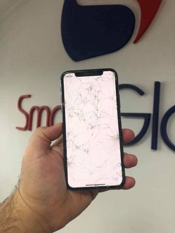 Înlocuire sticla iPhone Samsung Huawei HTC SmartGlass SERVICE GSM