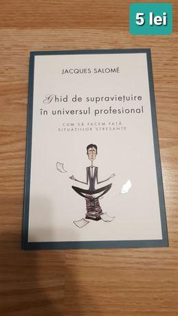Ghid de supraviețuire în universul profesional de Jaques Salome