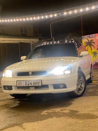 Subaru legacy 2л год выпуска автомобиля 2000