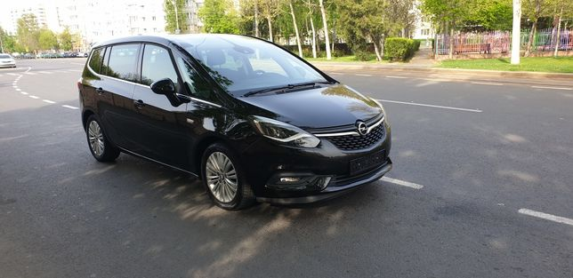 Opel zafira 7 locuri , motorizare 1400 ,140 cp benzina