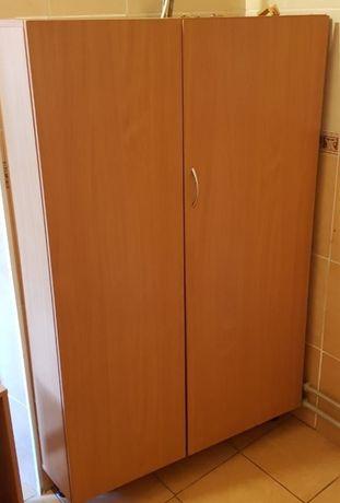 Мебель для детского сада, кроватки одноярусные, шкаф для хоз.инвентаря