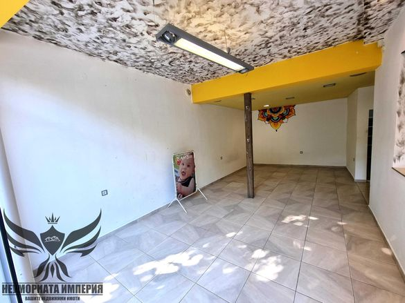 Под наем 58кв.м. помещение, офис,студио,салон гр.Асеновград