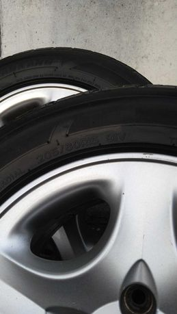 Джанти с гуми за Renault 15ки