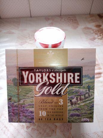 Yorkshire gold-aнглийски чай