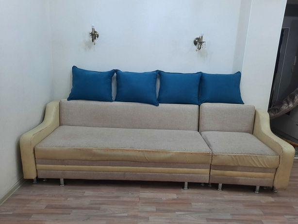 Срочно продам диван+2кресло