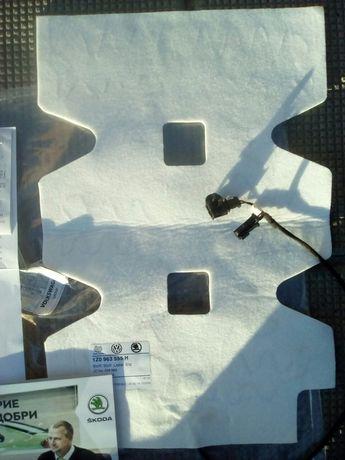 Нагревател за лява седалка на Шкода Ауди Фолксваген Сеат.Оригинално .