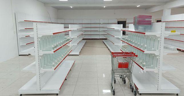 Торговые оборудование стеллажи, полки, мебель для магазинов