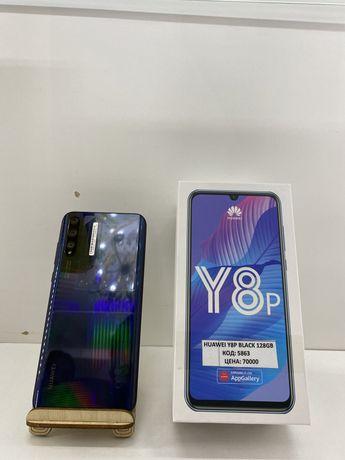 Huawei Y8p Black 128Gb