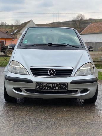 Mercedes-Benz A Class A140 1.4 Classic 2004