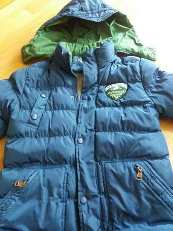 Топло зимно детско яке