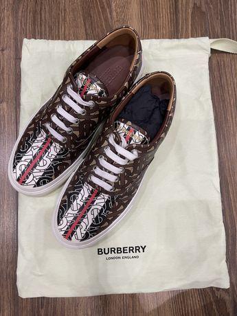 Burberry кеды
