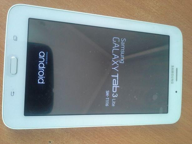 Планшет Samsung Galaxy Tab 3 7.0 Lite SM-T116 (3G)