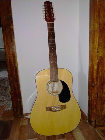 12 струнная гитара
