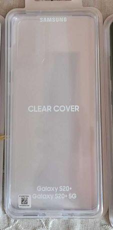 Husa Clear cover Samsung Galaxy s20+ plus sigilata