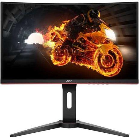 Monitor Gaming Curbat LED 24 AOC Full HD 144Hz 1ms Freesync