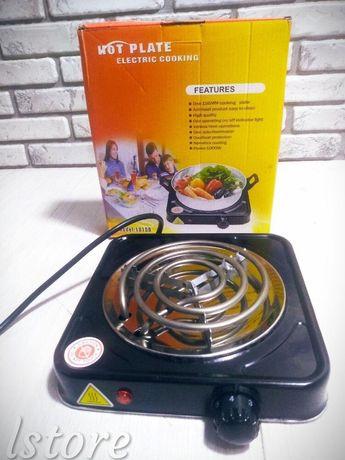 Электрическая 1 конфорочная плита