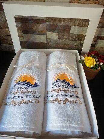 Prosoape personalizate, trusouri botez