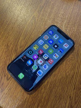 Продам iPhone 12 black, 128 гб + Apple Watch 3