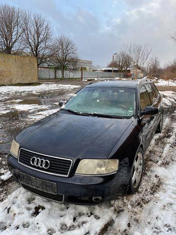 Audi A6 2.5 163 на части