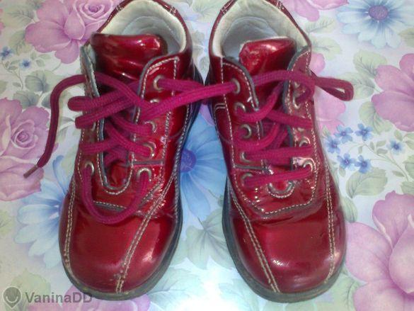 Страхотни обувките са Richter номер 24