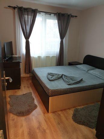 Apartamente 2 camere regim hotelier 100 lei-1 pers ,130 lei - 2 pers