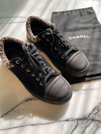 Кеды Chanel оригинал на осень