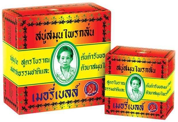 Натуральное травяное мыло Madame Heng.160 гр. от морщин и высыпаний