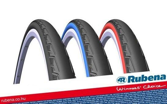 """Външни гуми за шосеен велосипед SYRINX - 26""""/28"""""""