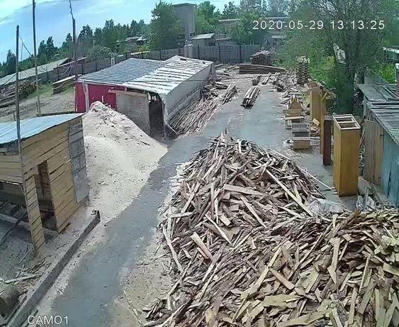 Продам дрова пилиные