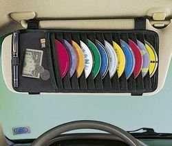 Класьор за CD/DVD за сенник Case Logic