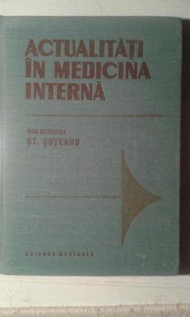 Actualitati in medicina interna - dr. St. Suteanu