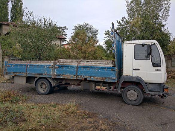 Транспорт с бордови камион 5.5 м за София и страната