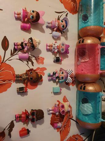 8 capsule lool, cu accesorii