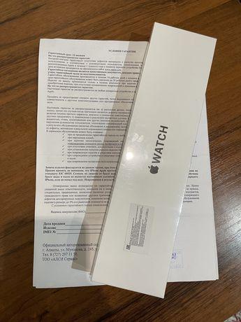 новый Apple Watch SE 40mm