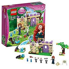 Lego Disney, 41051,Jocurile scotiene ale Meridei