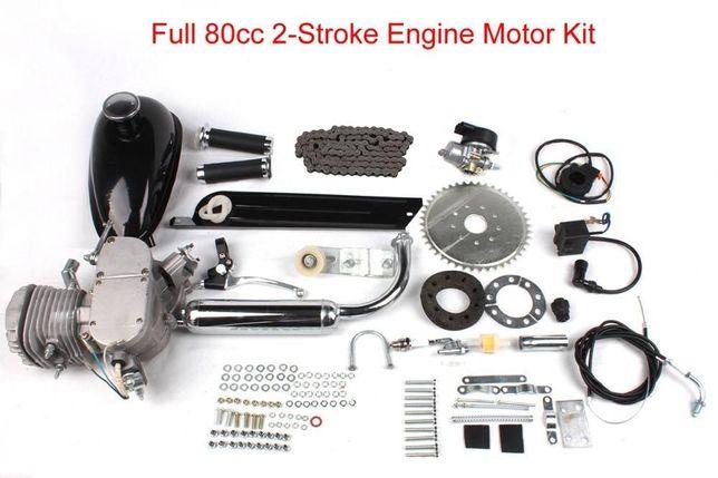 Motor Bicicleta kit complet de 80 cc Nou CALITATEA 1