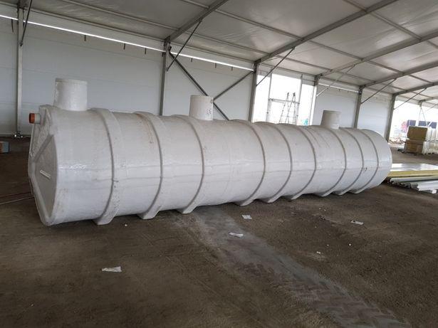 Fosa septica ecologica din fibra de sticla 10000litri asiguram transpo