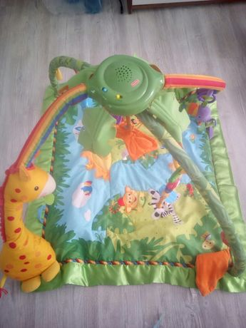 Paturica activitati Fisher Price Rainforest