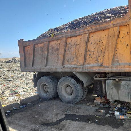 Вывоз мусора всех видов