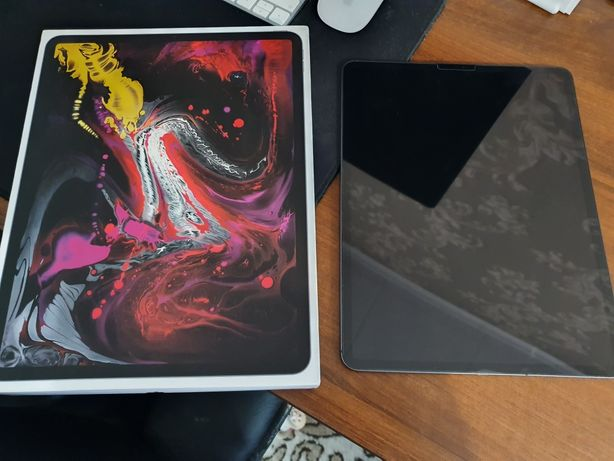 Apple iPad pro 12.9 64 gb WiFi + Cellular 3 gen