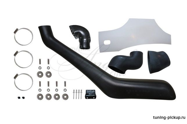 Шноркель на Toyota Hilux 05-15 Тойота Хайлюкс 05-15