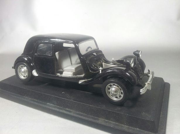 Citroën T A15 machetă Burago de metal colectie Original vintage