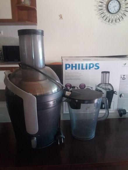 Philips сокоизстисквачка XXLturbo 900w
