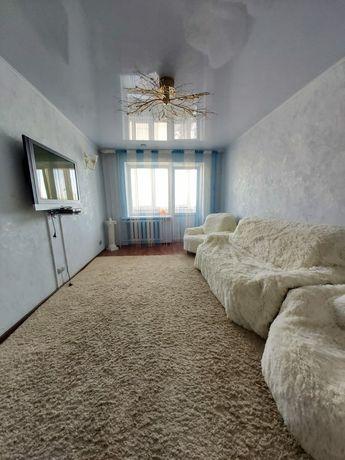 Продам 3 комнатную квартиру новой планировки в районе вокзала.