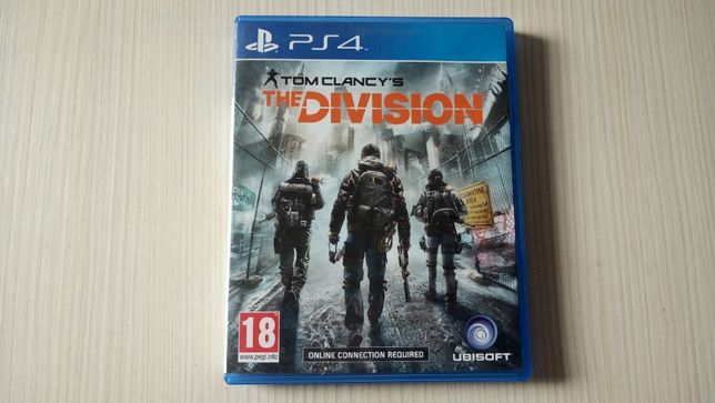 Vand Tom Clancy's The Division PS4 Play Station 4