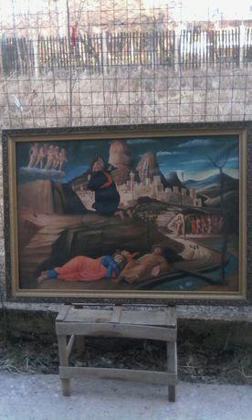 pictura renascentista/copie/Andrea Mantegna/Iisus, Agonia din gradina