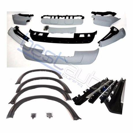 Спортен тунинг пакет за БМВ Х5 Е70/BMW X5 E70 (2007-2013) Tuning paket