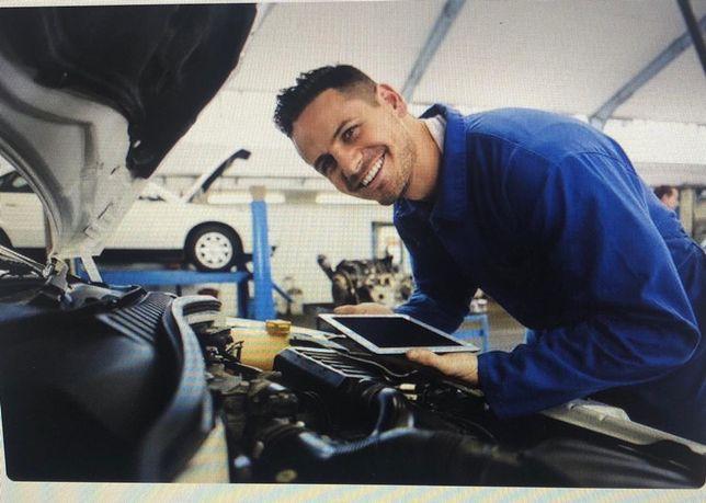 Моторист, ремонт двигателя и ходовой части.