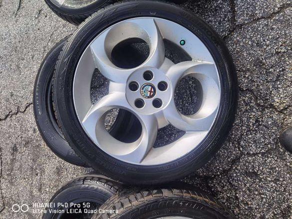 Alfa Romeo гуми с джанти