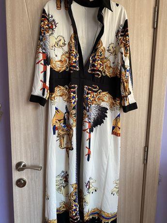 Еластична рокля